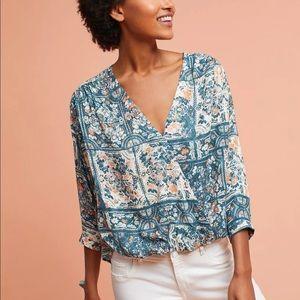 Maeve Gianna oversized blouse